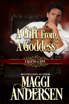Review - A Gift To A Goddess by Maggi Andersen